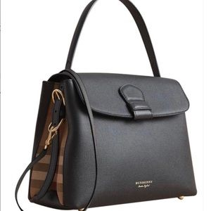Burberry Medium Camberley Top Handle Satchel